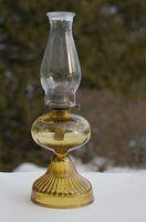 Como fazer sua própria lamparina a óleo com chamas coloridas