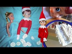 Disturbing Photos The Elf On The Shelf Never Wanted You To See