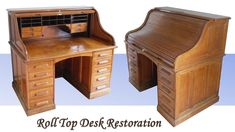 I've always wanted one of these desks and finally completed restoring the wreck I bought last July. It arrived in pieces, with at least a third of its glued joins open, the top badly warped, lock smashed and the tambour in pieces. The base had wet rot around the edges, a number of components had snapped, shattered or needed replacing such as a few draw components.
