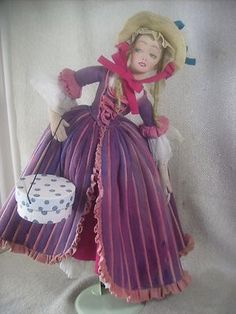 Lenci Boudoir Doll Mimi #250 26