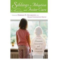 Siblings in Adoption and Foster Care