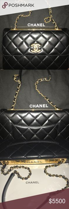 Chanel Chanel like new!!!🖤 CHANEL Bags Shoulder Bags