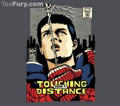 Post Punk Touch Unmasked TEE BY BUTCHERBILLY