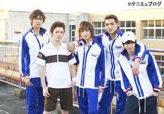 テニミュブログ Tennis Live, Anime Prince, The Prince Of Tennis, Drama Movies, Live Action, Boruto, Cosplay, Actors, Superhero