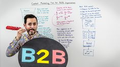 B2B companies face different challenges than B2C companies. From which stages you target in the funnel to how you measure your success to the ​team you end up selling to, content marketing can be a horse of a different color when you're business-to-business. In this week's Whiteboard Friday, Rand shares his tips for successful content marketing when you're a B2B.