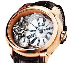 Audemars Piguet Millenary Deadbeat Seconds watch