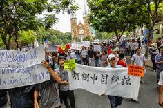 自由滿洲 Sulfan Manju ( Free  Manchuria)®: 胡志明总结越南的历史经验时说:'我宁愿在接下来的几年闻法国人的屎,也不愿后半生吃中国人的屎。'