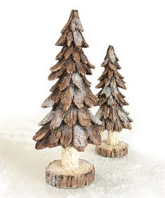 Look what I found on #zulily! Tree Décor Set by Melrose #zulilyfinds