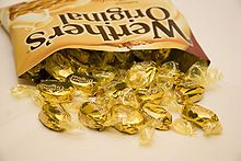 Werther's Echte (that's how they were called back then)