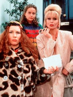 "The ""Poor"" episode...one of the best. Absolutely Fabulous"