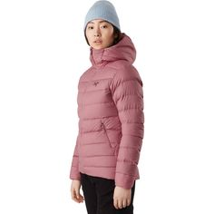 Arc'teryx Thorium AR Hooded Down Jacket - Women's   Backcountry.com Puffy Jacket, Cold Day, Jackets Online, Winter Coat, Cold Weather, Outdoor Gear, Hoods, Jackets For Women, Winter Jackets