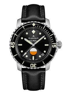 TimeZone : Industry News » Basel 2017 - Blancpain Fifty Fathoms MIL-SPEC