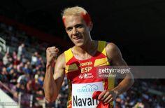 TAMPERE, FINLAND - JULY 11: Samuel Garcia of Spain celebrates... #tampere: TAMPERE, FINLAND - JULY 11: Samuel Garcia of Spain… #tampere