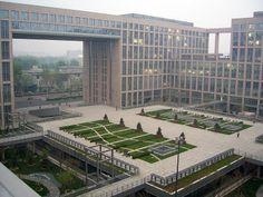 New Main Building, Beihang University, Pekin