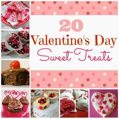 Simply Made...with Love: Valentine's Sweet Treats