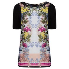 Spring Fashion 2015 - OasisMirror Floral T-Shirt