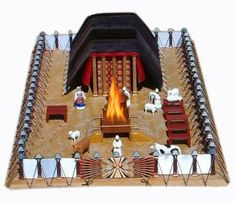 Tabernacle of Moses - Bing Images