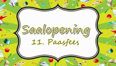 Saalopening: 11. Paasfees