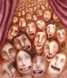 smile by kim glass, watercolour Painting People, Distortion, Outsider Art, Imvu, Watercolour, Smile, Abstract, Gallery, Glass