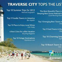 Things Do Traverse City Michigan