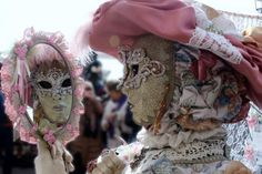 Carnaval de Veneza - Italiana Blog