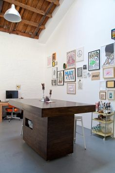 Kimmy & Nathan's Art Driven Loft — House Tour