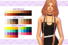 the-sofia-sims Sims 4 Gameplay, Sims 4 Characters, Female Hair, Sims 4 Cc Finds, Sims 4 Mods, Ts4 Cc, Sims 4 Custom Content, Sims Cc, Nerd Stuff