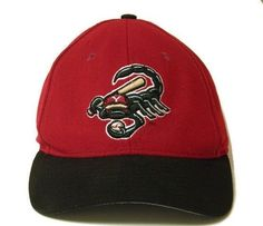 Yuma Scorpions Arizona Winter League Baseball Cap Strapback Hat Embroidered | Sports Mem, Cards & Fan Shop, Fan Apparel & Souvenirs, Baseball-Minors | eBay!