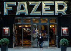 Fazer Cafe in Helsinki