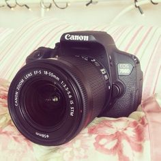 Canon 700D Camera Luxury Proffesional Photos Technology