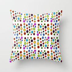 Pebble Beach Throw Pillow by SKCreations, LLC - $20.00