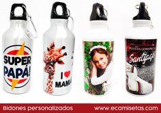 Bidones personalizados. Botellas personalizadas. Bidones promocionales. Bidones publicitarios. Regalos de comunión. Detalles de comunión. Bidones para sublimar. Bidones baratos personalizados. Bidones con foto. Bidones deportivos. Bidones aluminio personalizados. Bidones de plástico personalizados.Detalles para boda. Regalos de boda. Regalos de boda personalizados. Water Bottle, Drinks, Personalized Wedding Gifts, Promotional Giveaways, Personalized Wedding, Water Bottles, Drink, Beverage, Drinking