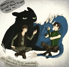 This...... is FANTASTIC!!!! I've always pictured me and Eragon as BFF's! lol XD