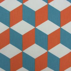 A Patchwork Patterned Design in Various Colourways.