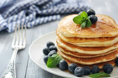Enjoy this simple and delicious Plantain Paleo Pancakes recipe. It is egg-free, grain-free, nut-free, sweetener-free, dairy-free, vegan. Served them stacked up with your favorite berries, filled with nut butter, or drizzle some organic maple syrup on them. Enjoy your 'paleo-licious' pancakes! Originally posted on Vine Healthcare.