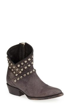 Matisse Cowboy Boot (Women) available at #Nordstrom I LOVE THESE!  Something different for the cowgirl in all of us :)