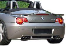 2003-2005 BMW Z4 Duraflex HM-S Rear Add On Bumper Extensions - 1 Piece (clearance)