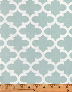 FULTON Premier Prints Snowy Blue or choice by SistersFabricandMore