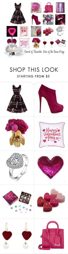"""""""Untitled #198"""" by nesi0405 ❤ liked on Polyvore featuring Music Notes, Giuseppe Zanotti, C & F, Sur La Table, Alexander McQueen, S.W.O.R.D. and Ciel"""