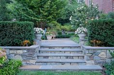 Northern Arlington Residence - traditional - landscape - dc metro - by Scott Brinitzer Design Associates