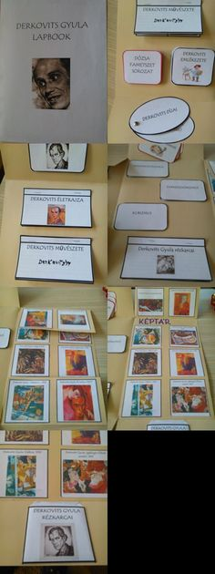 Derkovits lapbook