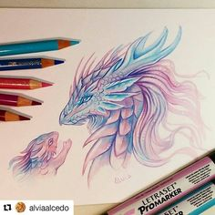 #Repost @alviaalcedo with @repostapp ・・・ Mother and child ▪ ▪ #dragon #dragons #mothercare #motherandchild #babyanimals #babydragons #prettylittlethings #prettybaby #motherlove #fantasy #magic #dreamy #illustrationart #pencilartist #pencilart #arts_talents #arts_secret #snaptweet #artists_support #artists_rescue #art_worldly #artistoninstagram #artistofinstagram #artstagram #iartpost #art #artistic_share #artists_support #arts_help