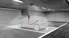 Whether you park in your own garage or in a rented apartment's parking place, our unique mounting solution makes installation process quick and easy. Patent pending technology allows re-using of existing garage electricity wiring and keeps installation costs at affordable levels.  Our product is designed and crafted with a high precision to complement your every day charging experience.