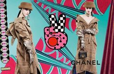 CAMPAIGN Mariacarla Boscono & Sarah Brannon for Chanel Fall 2016 by Karl Lagerfeld. Carine Roitfeld, www.imageamplified.com, Image Amplified5