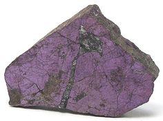 Rare Purple Purpurite Mineral Specimen from by FenderMinerals