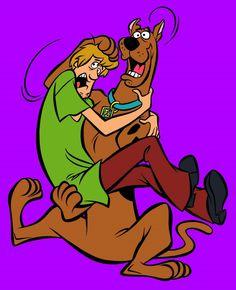 Imagen de Shaggy y Scooby Doo