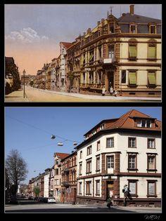 Kaiserslautern einst und heute - Hotel Kaiserhof