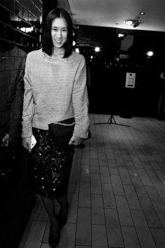 Eva Chen. NYFW SS2014