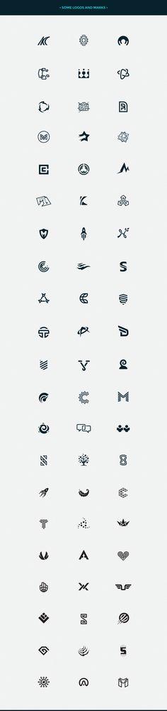 Logofolio II on Behance