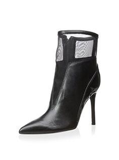 Schutz Women's Neia Bootie (Black)